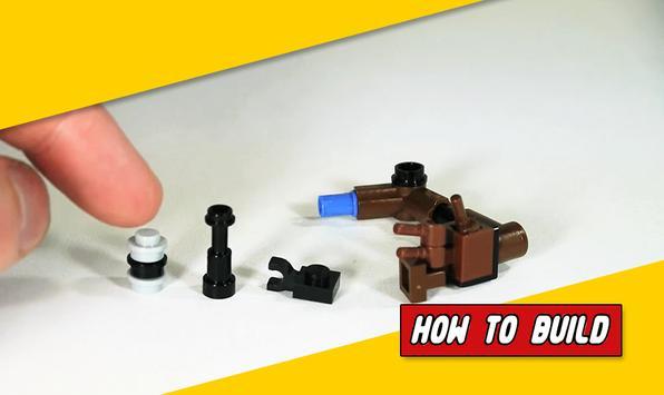 HowToBuild LEGO FNAF apk screenshot