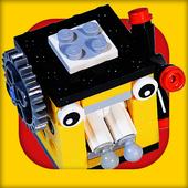 HowToBuild LEGO Fidget Cube icon