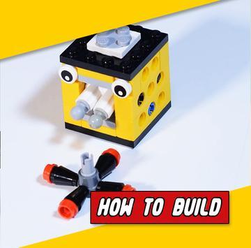 HowToBuild LEGO Fidget Cube apk screenshot