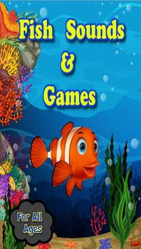 Fish Games For Kids poster