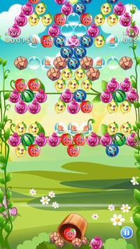 Bubble Fruit Forest apk screenshot