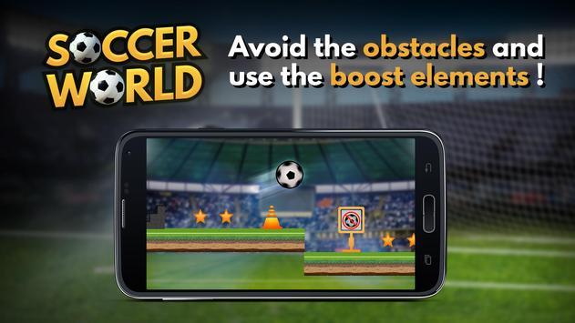 Soccer World poster