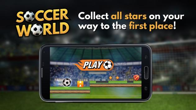 Soccer World apk screenshot