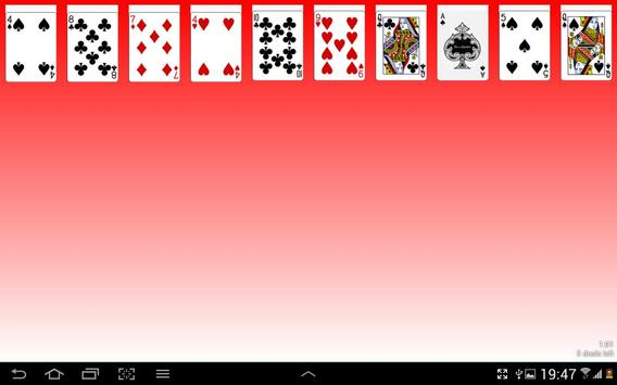 Spider Solitaire Free Game screenshot 3