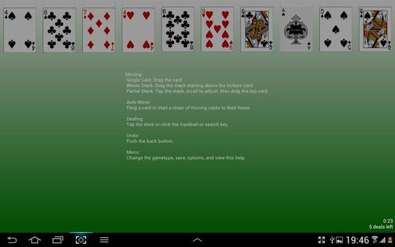 Spider Solitaire Free Game poster