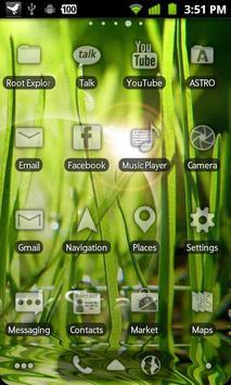 Darkstar ADWTheme screenshot 1