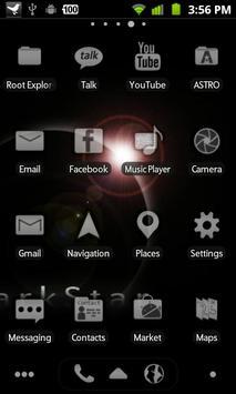Darkstar ADWTheme screenshot 5