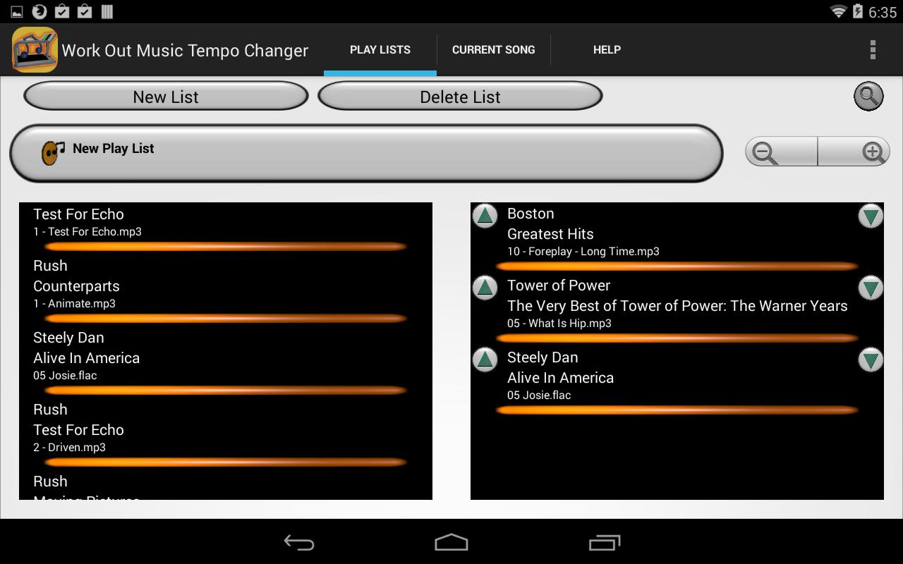 Workout Music Tempo Changer for Android - APK Download