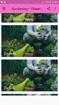 Gardening - Flowers Guide screenshot 3