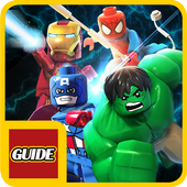 Guide LEGO Marvel Super HEROes icon
