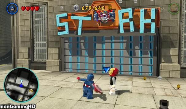 Guide LEGO Marvel Super HEROes screenshot 2