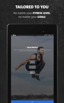 Schermata apk Freeletics Bodyweight
