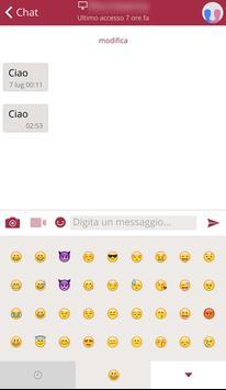 Chat Incontra screenshot 3