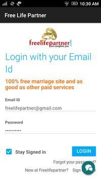 Free Life Partner screenshot 1