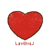 Edit heart picture frame icon