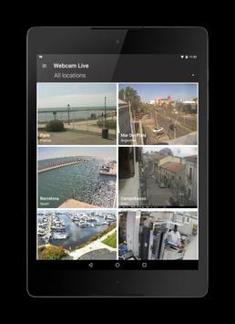 Webcam Online - Live Cams Viewer Worldwide screenshot 7