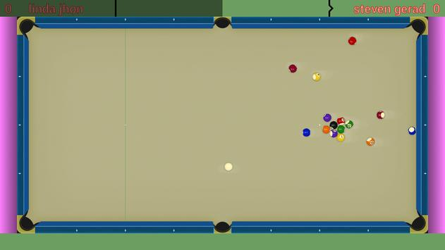 Master BidaXPOOL Professional apk screenshot