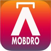 Free Mobdro video downloader icon
