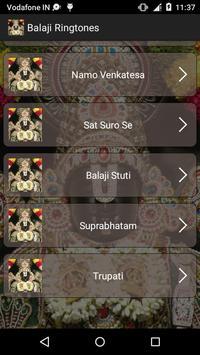 Balaji Ringtones captura de pantalla 2