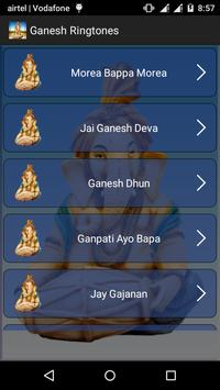 Ganesh Ringtones apk screenshot