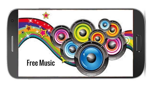 Free Music poster