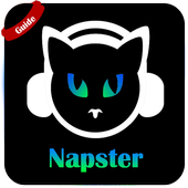Free guide for Napster icon