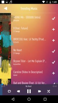 Free Music - MP3 Search Player apk screenshot