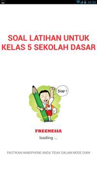SOAL SD KELAS 5 poster