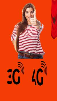 Free Maroc 3G/4G PRANK screenshot 2
