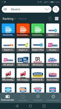 Online Radio Free Internet screenshot 1