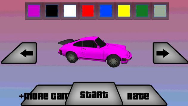 Girl Car Parking 3D apk screenshot