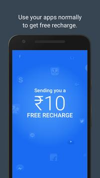 FreePass: Free Mobile Recharge apk screenshot
