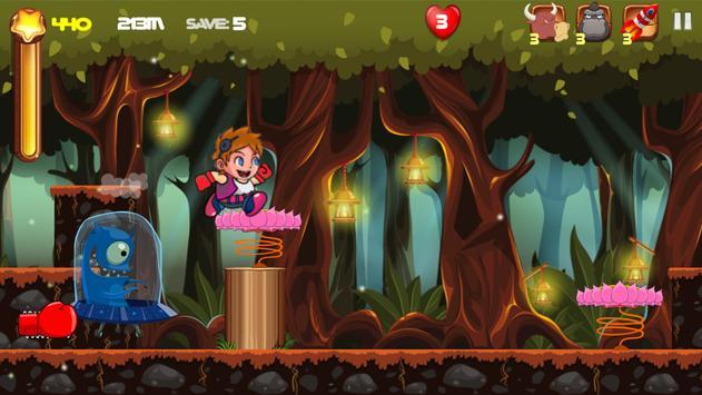 Zack Adventure Pirate World screenshot 14