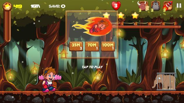 Zack Adventure Pirate World screenshot 1