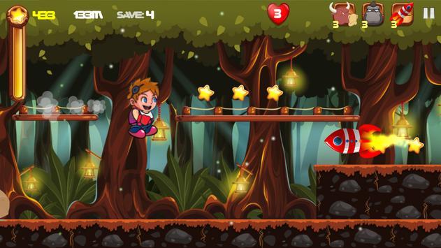 Zack Adventure Pirate World screenshot 3