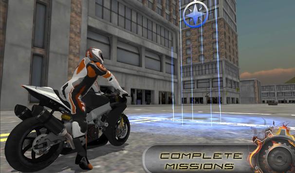 Xtreme Moto Rider 3D screenshot 8