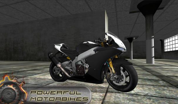 Xtreme Moto Rider 3D apk screenshot