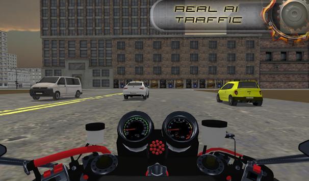 Xtreme Moto Rider 3D screenshot 3