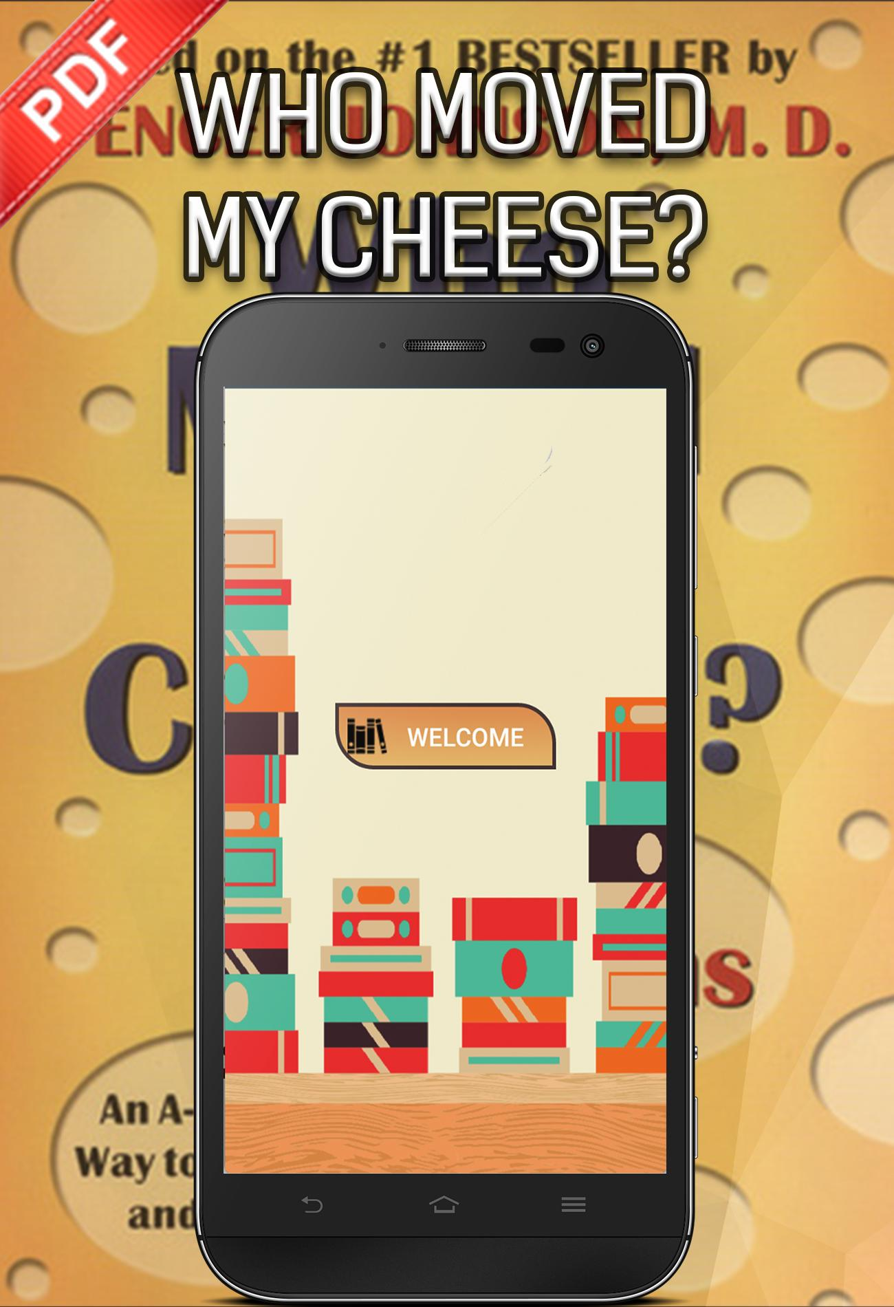 Who Moved The Cheese Pdf Book Free For Android Apk Download
