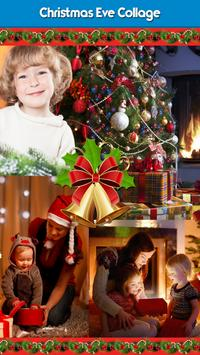 Christmas Eve Collage poster