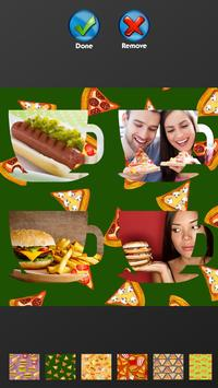 Fast Food Photo Collage screenshot 2