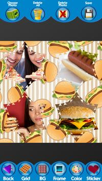 Fast Food Photo Collage screenshot 3