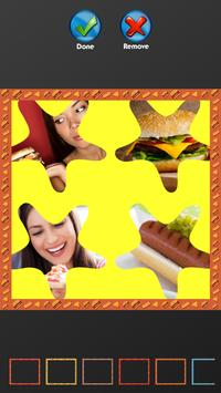 Fast Food Photo Collage screenshot 4