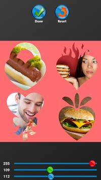 Fast Food Photo Collage screenshot 5