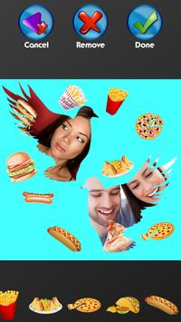 Fast Food Photo Collage screenshot 6