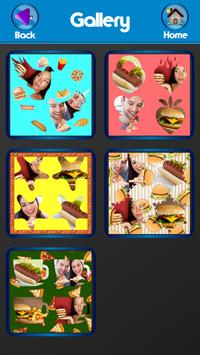 Fast Food Photo Collage screenshot 7