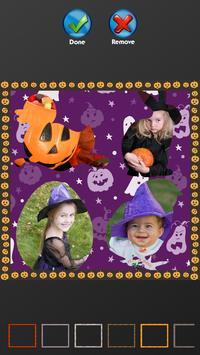 Halloween Photo Collage screenshot 4