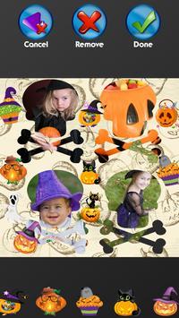 Halloween Photo Collage screenshot 6