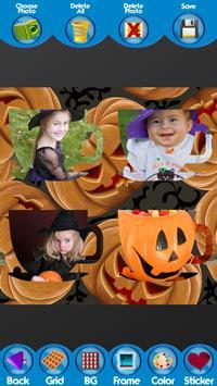 Halloween Photo Collage screenshot 3