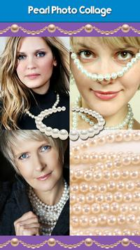 Pearl Photo Collage poster